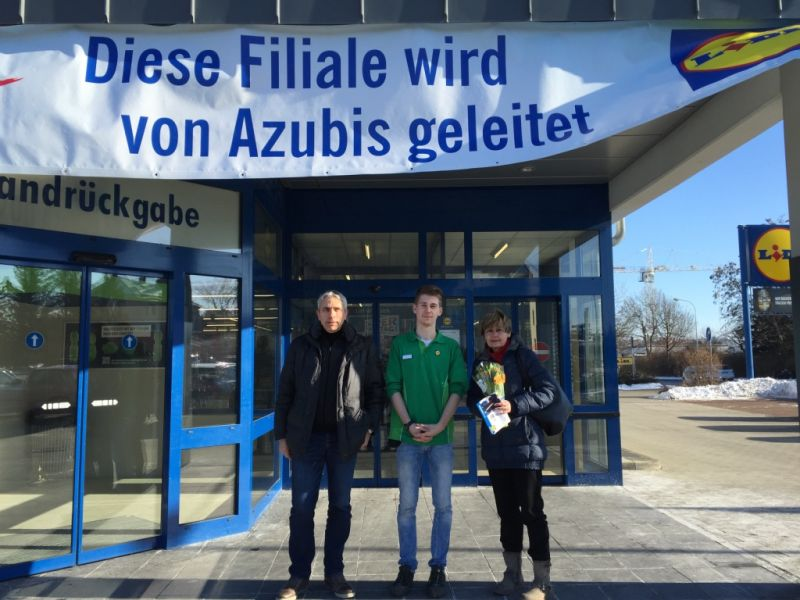 Azubiprojekt Der Firma Lidl In Bautzen
