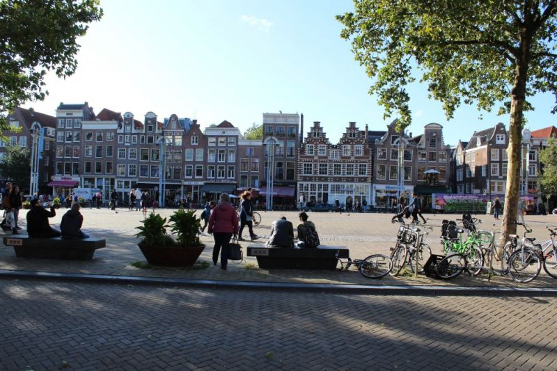 Abschlussfahrt Amsterdam